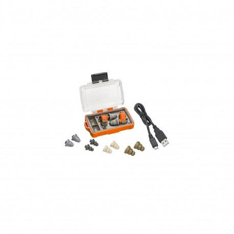Insertos Electrónicos 3M™ PELTOR™ EEP-100 EU OR Naranjas